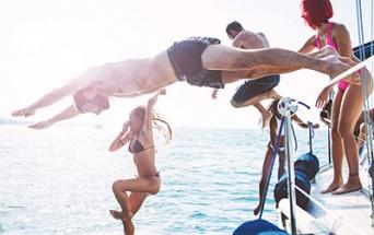 Offerta e Last minute weekend e settimana in Barca a vela all'isola d'Elba, Capraia e Corsica
